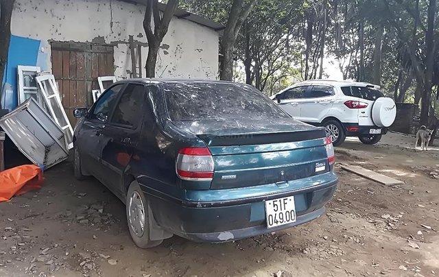 Xe Fiat Siena năm sản xuất 2002, màu xanh lam0