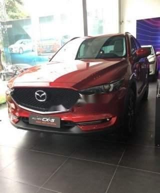 Bán Mazda CX 5 2.0 năm 2018, màu đỏ, giá 800tr1
