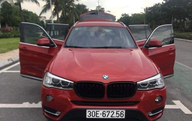 Bán xe BMW X3 với thiết kế sang trọng, nhập khẩu nguyên chiếc chính hãng từ USA4