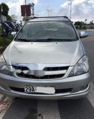 Cần bán gấp Toyota Innova G sản xuất 2006, màu bạc, giá chỉ 285 triệu0
