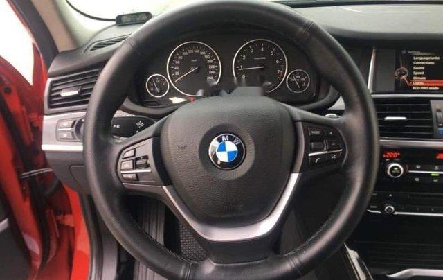 Bán xe BMW X3 với thiết kế sang trọng, nhập khẩu nguyên chiếc chính hãng từ USA3