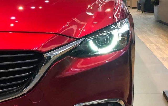 Bán ô tô Mazda 6 năm sản xuất 2019, màu đỏ, ưu đãi tiền mặt lên đến 30tr5