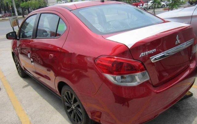 Cần bán Mitsubishi Attrage CVT Eco năm 2019, màu đỏ, nhập khẩu nguyên chiếc từ Thái Lan3