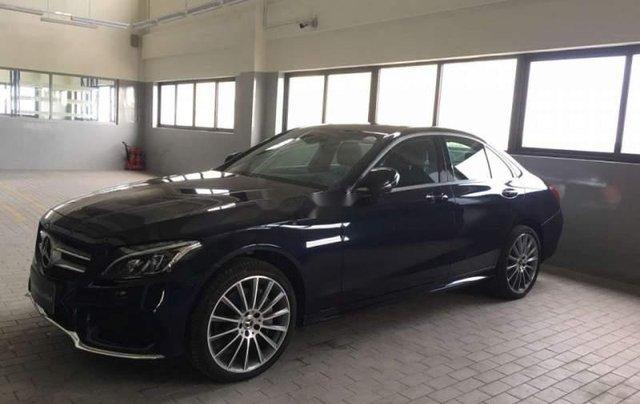Mercedes-Benz Bình Dương bán Mercedes C300 AMG đời 2018, nhập khẩu, đăng ký 13/07/20180