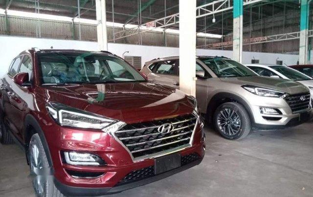 Bán ô tô Hyundai Tucson năm sản xuất 2019, màu đỏ, thủ tục ngân hàng nhanh gọn lẹ giao xe tận nhà5