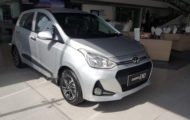 Bán Hyundai Grand i10 đời 2019, màu bạc3