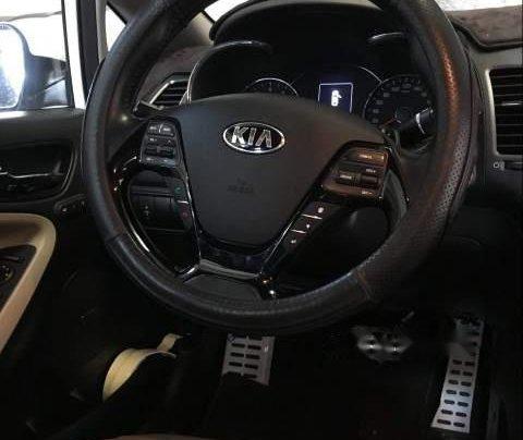 Cần bán gấp Kia Cerato năm 2017, màu trắng, xe mới nguyên không trầy xước3