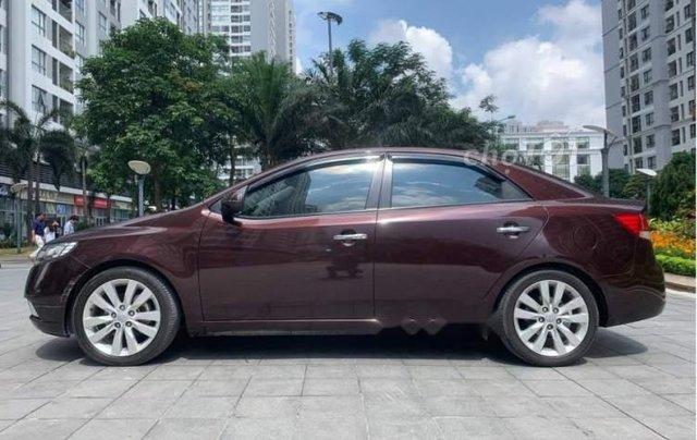 Cần bán xe Kia Cerato 1.6 AT đời 2012, màu đỏ, nhập khẩu Hàn Quốc2