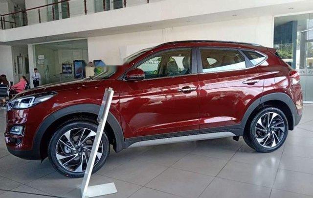 Bán ô tô Hyundai Tucson năm sản xuất 2019, màu đỏ, thủ tục ngân hàng nhanh gọn lẹ giao xe tận nhà2