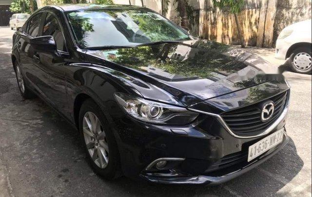 Cần bán Mazda 6 năm 2015, màu đen, đi đúng đồng hồ 35000 km4