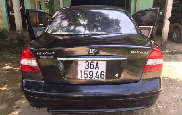 Cần bán Daewoo Nubira II đời 2003, nhập khẩu, máy móc ngon, keo chỉ zin đét0