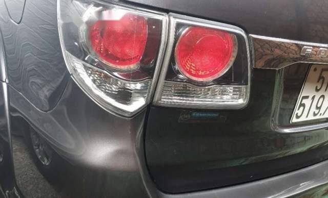 Cần bán Toyota Fortuner sản xuất 2015, màu xám, mọi chức năng rin theo xe hoàn toàn4