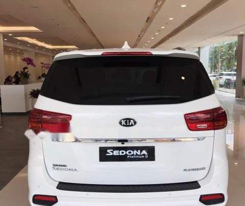 Cần bán Kia Sedona Platinum D sản xuất 2019, màu trắng5