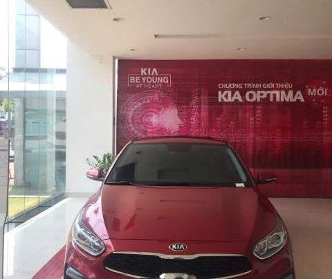 Bán xe Kia Cerato MT năm sản xuất 2019, màu đỏ, 559 triệu3