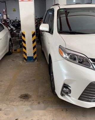 Bán Toyota Sienna đời 2019, màu trắng, nhập khẩu nguyên chiếc như mới1