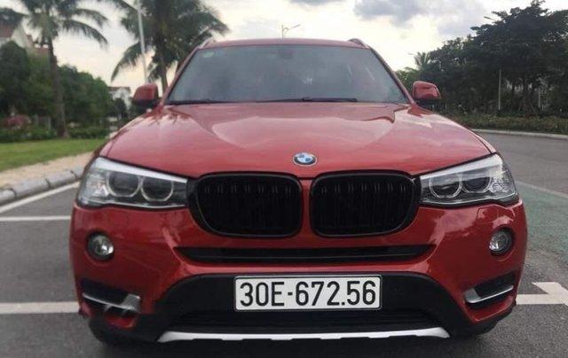 Bán xe BMW X3 với thiết kế sang trọng, nhập khẩu nguyên chiếc chính hãng từ USA2