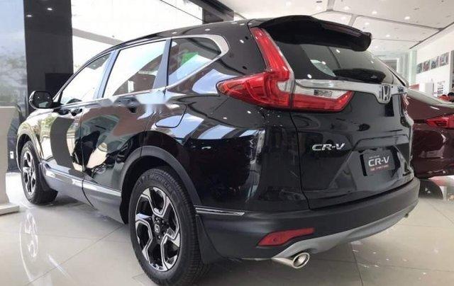 Bán xe Honda CR V G năm sản xuất 2019, màu đen, xe nhập3