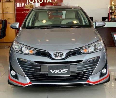 Bán Toyota Vios 2019 giảm tiền mặt + quà tặng0