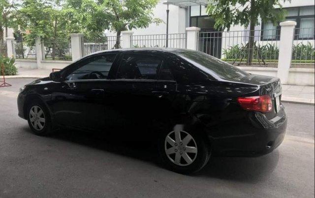 Bán Toyota Corolla đời 2009, màu đen, rất ít trầy xước0