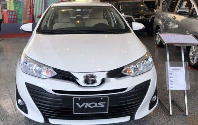 Bán Toyota Vios năm sản xuất 2019, màu trắng, mới 100%5