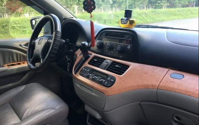 Bán ô tô Honda Odyssey sản xuất 2007, màu xám, xe đẹp1