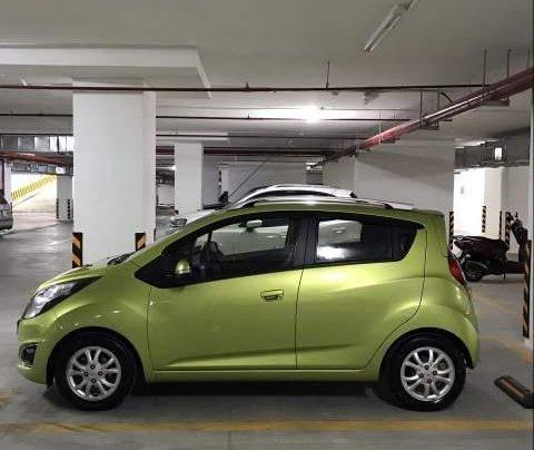 Cần bán xe Chevrolet Spark sản xuất 2015, đi đúng 30.000 km0