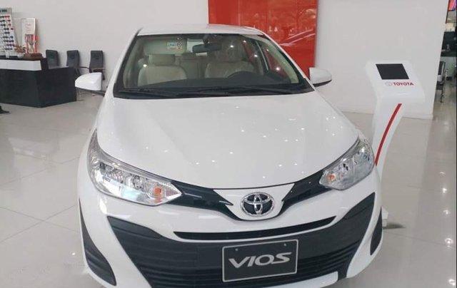 Cần bán Toyota Vios E MT đời 2019, màu trắng5
