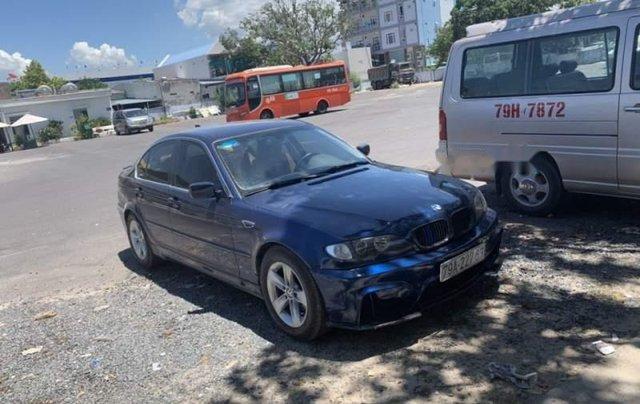 Cần bán BMW 3 Series 325i sản xuất năm 2003, xe nhập0