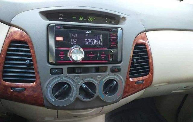 Bán ô tô Toyota Innova MT đời 2007, nhập khẩu nguyên chiếc, máy móc nội thất như mới3
