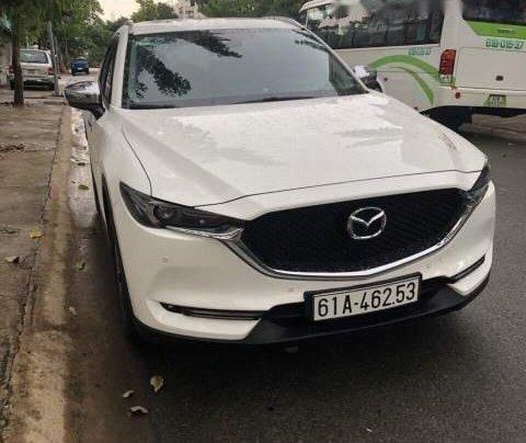 Bán Mazda CX 5 năm 2018, màu trắng, giá tốt0