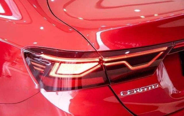 Bán ô tô Kia Cerato MT đời 2019, màu đỏ, nhập khẩu  3