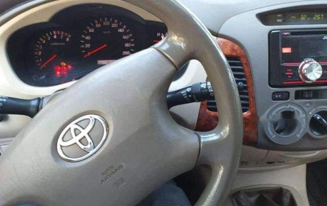 Bán ô tô Toyota Innova MT đời 2007, nhập khẩu nguyên chiếc, máy móc nội thất như mới1