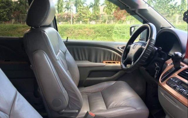 Bán ô tô Honda Odyssey sản xuất 2007, màu xám, xe đẹp3