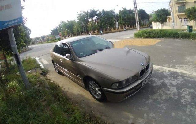 Bán BMW 5 Series 525i đời 2004, nhập khẩu số tự động4
