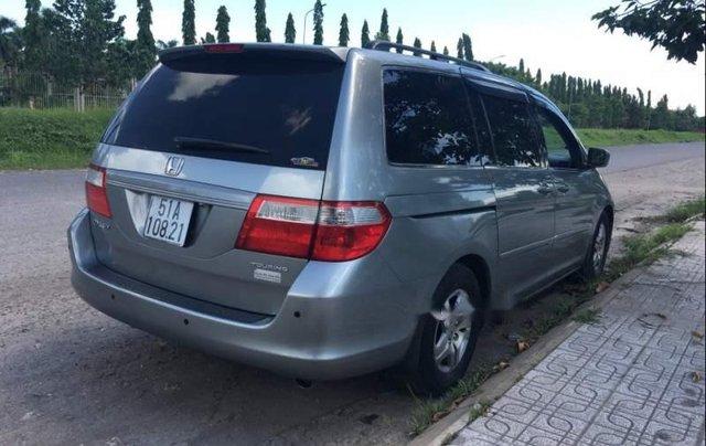 Bán ô tô Honda Odyssey sản xuất 2007, màu xám, xe đẹp4