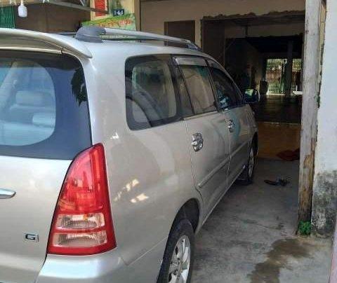 Bán ô tô Toyota Innova MT đời 2007, nhập khẩu nguyên chiếc, máy móc nội thất như mới2