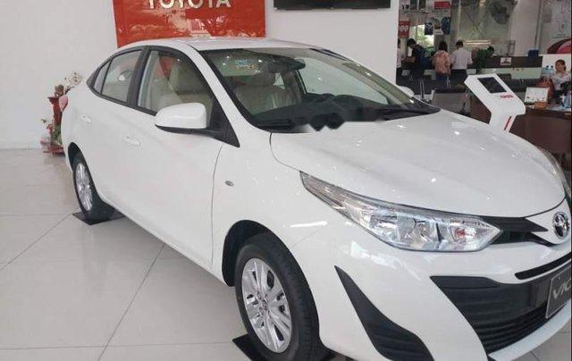 Cần bán Toyota Vios E MT đời 2019, màu trắng0