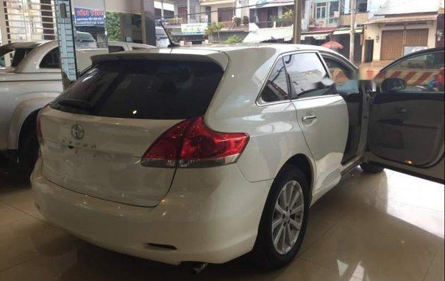 Bán xe Venza màu trắng đời 2010, xe đẹp2