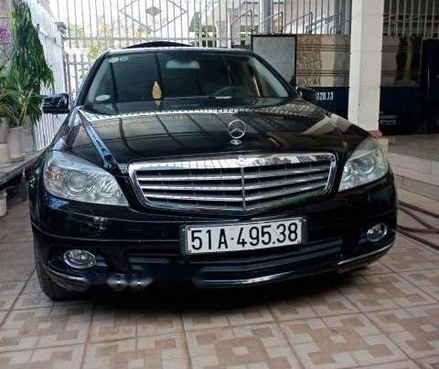 Cần bán Mercedes C250 đời 2010, màu đen, xe nhập, xe đi rất đẹp0