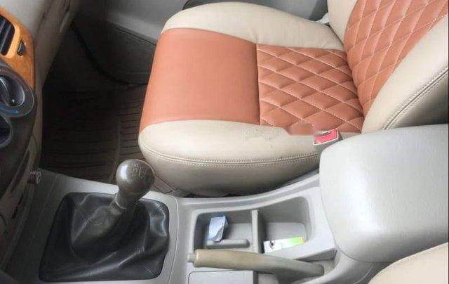 Bán xe Toyota Innova MT năm 2011, xe gia đình sử dụng, nội thất bọc mới tinh5