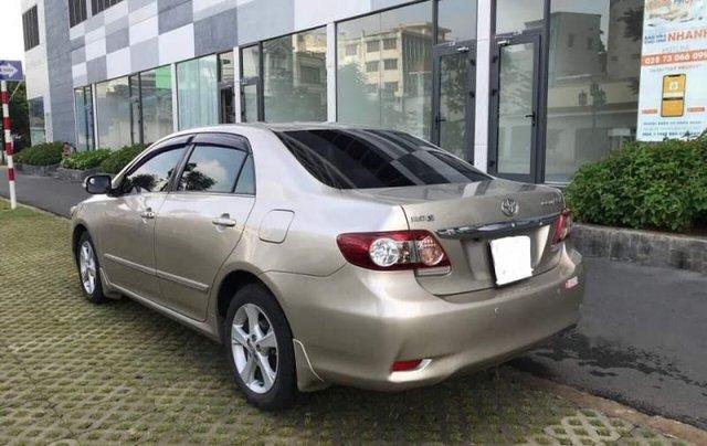Bán Toyota Corolla Altis 2.0AT màu ghi vàng 2011 bản full kịch đồ1