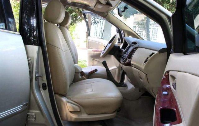 Bán xe Toyota Innova G, các bộ phận trên xe đều hoạt động rất tốt, chỉnh điện toàn bộ ghế, kính và gương4