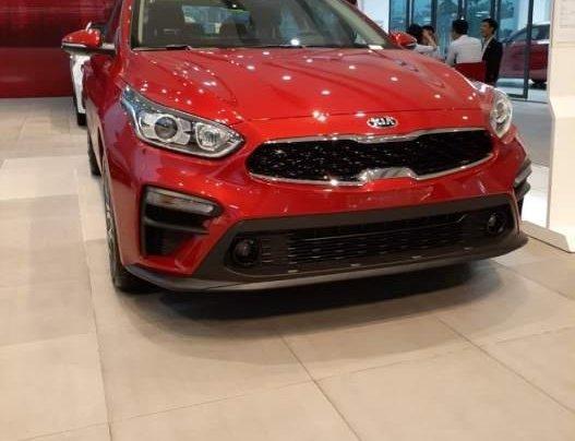 Bán Kia Cerato Standard MT 1.6L đời 2019, màu đỏ, nhập khẩu0