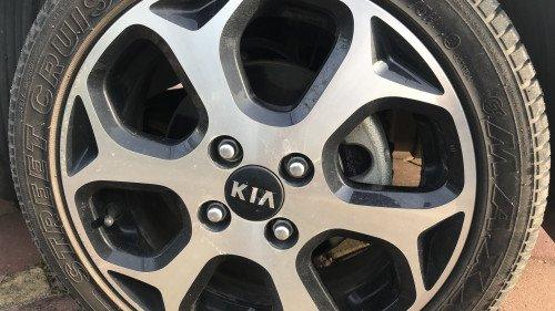 Gia đình bán xe Kia Morning Si 1.25 AT năm 2015, màu trắng8