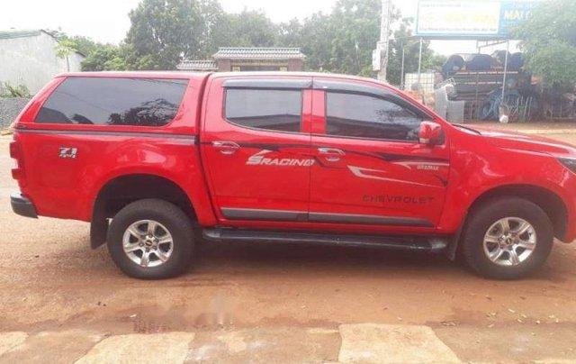 Chính chủ bán Chevrolet Colorado MT năm 2018, màu đỏ5