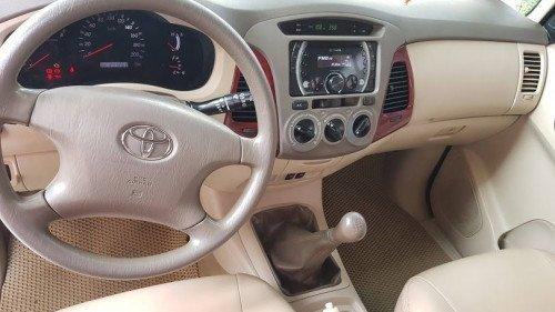 Bán xe Toyota Innova G 2006, màu bạc14