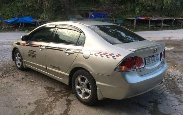 Bán Honda Civic đời 2008, xe còn đẹp, biển 30A, số tự động0