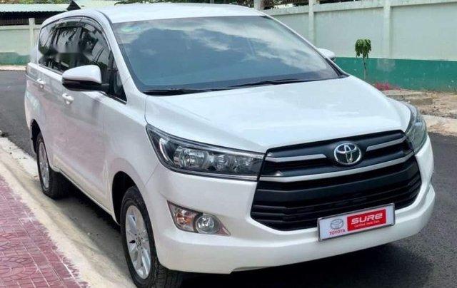 Bán xe Toyota Innova sản xuất năm 2019, màu trắng0