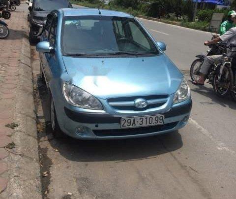 Bán Hyundai Getz 1.1MT đời 2008, nhập khẩu nguyên chiếc từ Hàn Quốc0