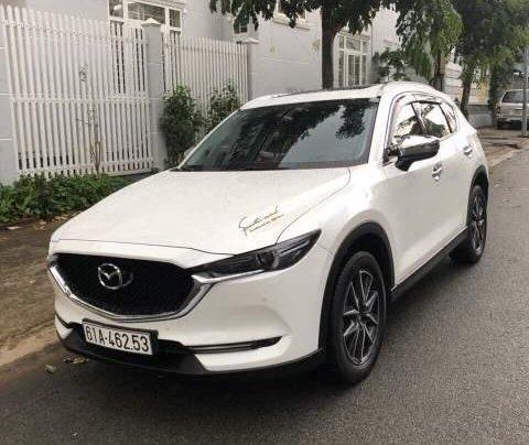 Bán Mazda CX 5 năm 2018, màu trắng, giá tốt5